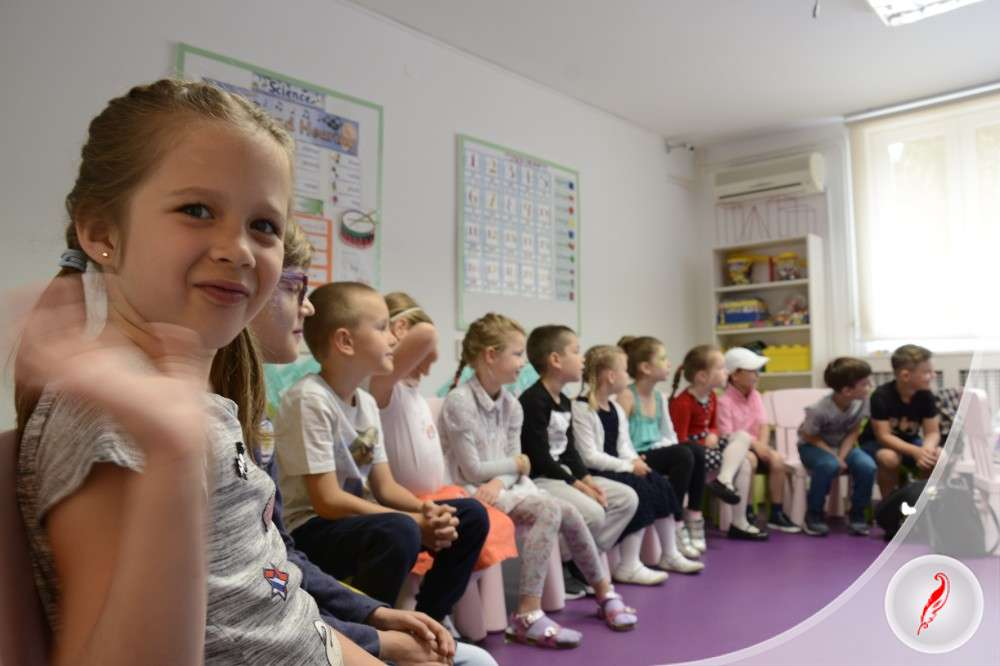 FAREWELL TO PRESCHOOL CHILDREN – KREATIVNO PERO KINDERGARTEN