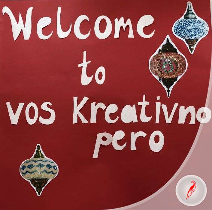 "Visit of the First Secretary of the Embassy of the United Arab Emirates to the private high school ""Kreativno pero"""