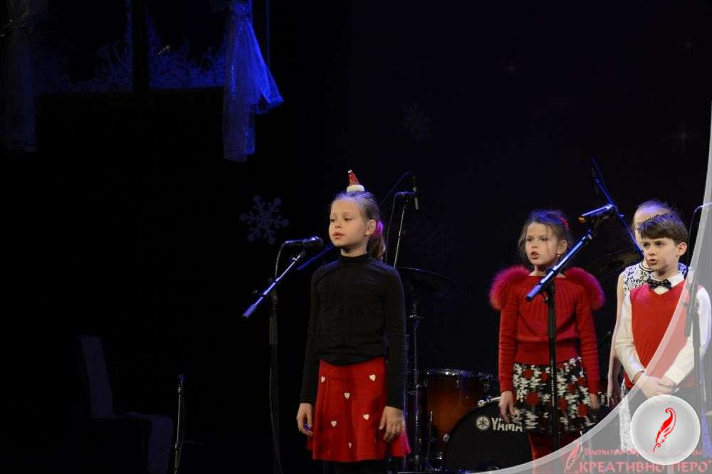 New Year's concert at Madlenianum
