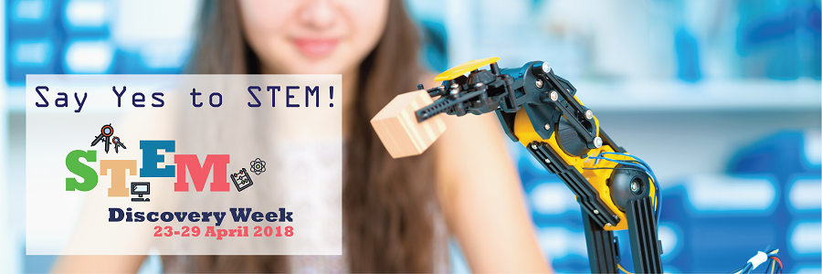 STEM Discovery Week Partner in 2018