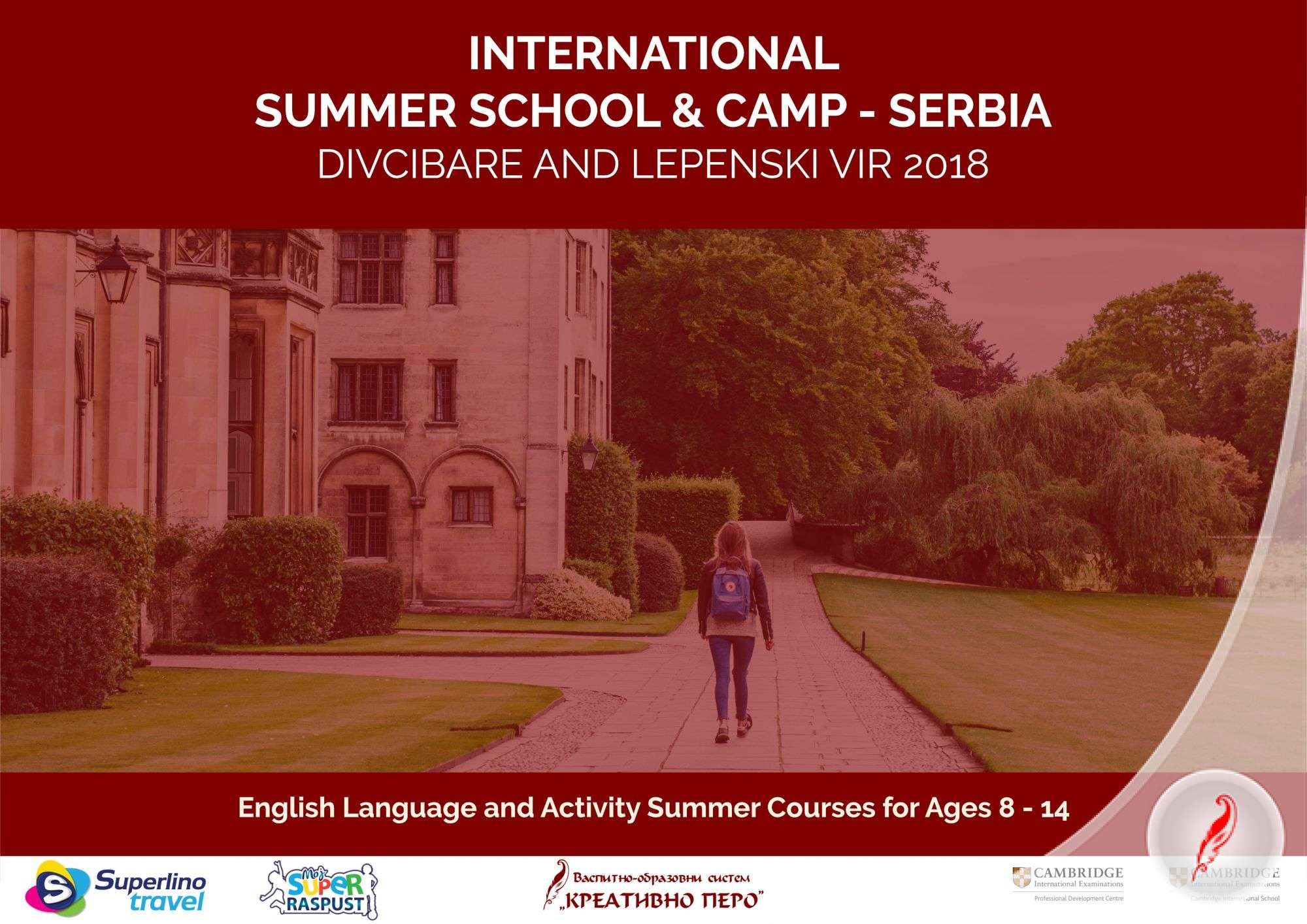 International Summer School and Camp 2018